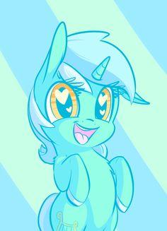 Happy Happy Lyra by Handsockz.deviantart.com on @DeviantArt