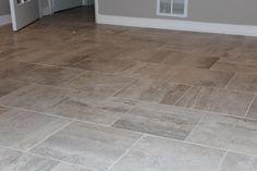 ideas for kitchen floor tile design ceilings Tile Looks Like Wood, Herringbone Tile Floors, Tile Flooring, Kitchen Flooring Options, Flooring Ideas, Tile Layout, Floor Patterns, Tile Patterns, Ceramic Floor Tiles