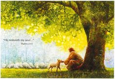 Images Of Christ, Pictures Of Christ, Libra, Inspirational Verses, Motivational Verses, Jesus Painting, Jesus Art, The Good Shepherd, Finding Peace