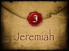 Image result for book of jeremiah