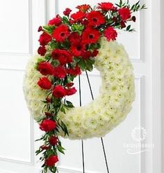 Send your condolences with funeral flowers. Wreaths, crosses, baskets as well as large standing funeral sprays and casket sprays. Funeral Floral Arrangements, Flower Arrangements, Tropical Floral Arrangements, Wreaths For Funerals, Funeral Sprays, Flower Factory, Casket Sprays, Funeral Tributes, Memorial Flowers
