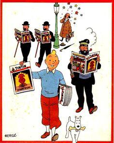 Le Journal de Tintin.