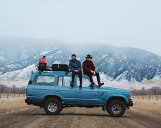 Montana friends. Instagram: @forrestmankins