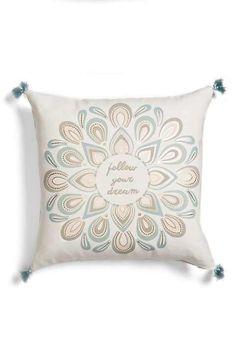 Levtex 'Follow Your Dream' Pillow