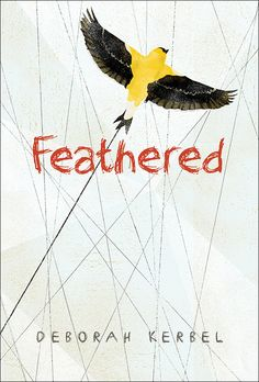 """Feathered"", Deborah Kerbel 2016"