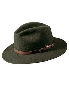 Rollhut (grün) von Parforce - Jagdhüte, Mützen & Caps - Accessoires für Damen - Jagdbekleidung Online Shop - Frankonia.de