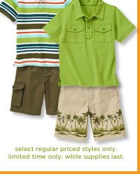 Gymboree Boys clothes