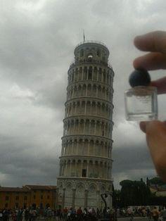 #perfume #TorrePisa #Italia