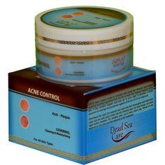 Fantastisk creme til hud med acne-problemer - anvendes 1 gang dagligt - renser og fugtiggør på én gang