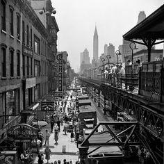 New York City in 1953