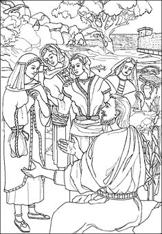 acts 20 coloring pages - photo#29