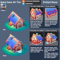Game Art Tips for Low Poly Enthusiasts