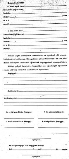 8 best hungarian genealogy images on Pinterest Family trees - stipend request form template