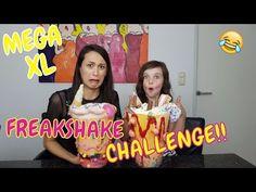 FREAKSHAKE CHALLENGE MET MEISJEDJAMILA - Bibi - YouTube