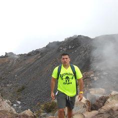 cráter volcán de izalco el salvador