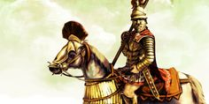 Seleucid Imperial Cataphract by LordGood.deviantart.com on @DeviantArt