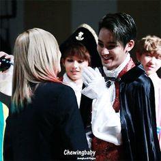 Jeonghan and Mingyu ❤ #gif