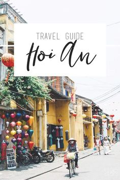 8 things to do in Hoi An - Read the travel guide! Lots of secret places you won't find in your guidebook! More about Vietnam and Hoi An on The Happy Jetlagger. #hoian #vietnam #travel
