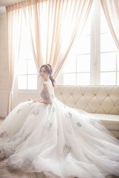 【DIOSA】❈ 拍照禮服試穿分享 ❈ - W姐妹會 - WeddingDay 我的婚禮我作主