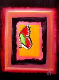 My art Aviva Krispil Israeli artist.