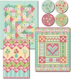CarinaCollection_SM. Benartex Fabrics. xxx