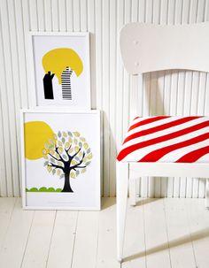 bloesem living prints by design tuokio
