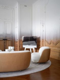 modern interiors design RF studio