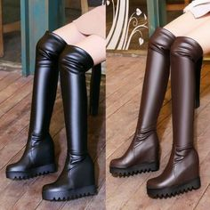 1102 Best Overknees images in 2019 | Boots, Knee boots, Shoes