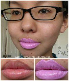 OCC Plastic Passion Spring 2014 Lip Tar Swatches - Mannequin