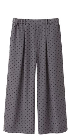 Classical Star print pyjama pants from the Uniqlo x Celia Birtwell collection #UniqloCeliaB