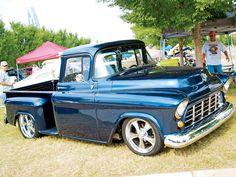 Antique Pickup Trucks | 2009 Goodguys Nashville Nationals 1955 Chevy Truck