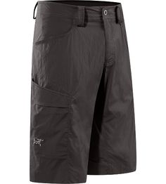 Arc'teryx Rampart shorts - lightweight and breathable