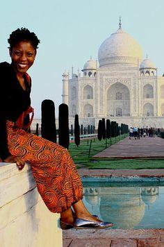 9. Oneika Raymond, 33, Oneika The Traveller   Pedimos a 17 profissionais de viagem pelo seu melhor conselho sobre viajar sozinho e aqui está o que disseram