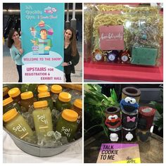 I had the opportunity to check out #cookiecon this year. With my limited pallet I was hoping to find some gluten-free and vegan options. I was pleased to see that companies had the option but decided not to bring the samples (boo). There were these three brands that I really loved.  @bonblissity which is a very #natural body scrub. It comes in these cute cubes for smaller areas and a bigger one for the entire body.  The second brand @drinksolti which are pressed juices that are not…