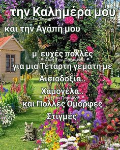 Greek Quotes, Good Morning, Instagram Posts, Plants, Diy, Projects, Buen Dia, Bonjour, Bricolage