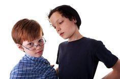 Enseña a tu hijo a defenderse de un niño cruel