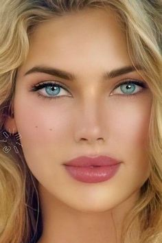 Most Beautiful Eyes, Stunning Eyes, Beautiful Pictures, Girl Face, Woman Face, Beautiful Blonde Girl, Cute Beauty, Blonde Beauty, Interesting Faces
