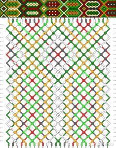 wide tribal friendship bracelet pattern Check out Dieting Digest Making Friendship Bracelets, Diy Friendship Bracelets Patterns, Bracelet Crafts, Macrame Bracelets, Ankle Bracelets, String Bracelet Patterns, Jewelry Knots, Macrame Patterns, Bracelet Tutorial