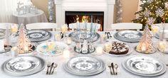 Sparkling Snowflake Party Supplies