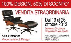 Sconti su articoli di modernariato e design allo showroom Spazio900. - See more at: http://www.designxall.com/#sthash.go4brDHo.dpuf