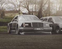 Yasid Design Mercedes 124, Mercedes Benz 190e, Art Cars, Motor Car, Concept Cars, Custom Cars, Cars And Motorcycles, Cool Cars, Dodge Charger