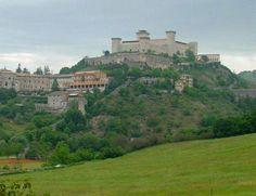 Spoleto, Umbria, Italia