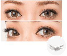 Diamond Beauty - Diamond Lash Nudy Couture Series, Innocent Eye – Japan Skin