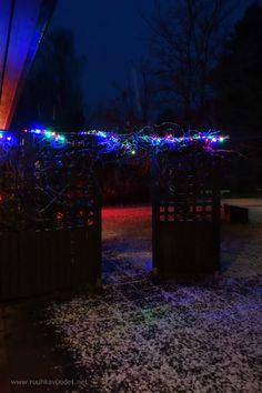 Räntää vai talven satumaa? Asenne ratkaisee! | Kodin Kuvalehti #christmaslights #christmas #decoration #lights