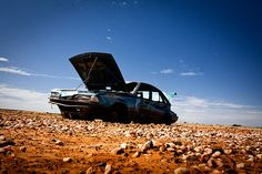 Our #Pilbara Road Trip - Dead Car South Australia, Western Australia, Australia Travel, Crocodiles, Fresh Water, Wilderness, Touring, Remote, Road Trip