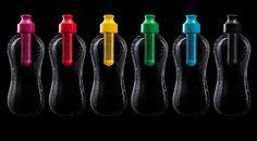Polpa Moldada - Embalagens Sustentáveis: BOBBLE - Uma garrafa trendy que filtra a água  ht...