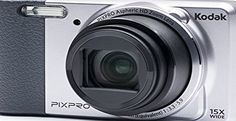 Kodak Pix Pro FZ151 Camera Silver 16MP 15xZoom 3.0LCD 25Mb The FZ151 has 15X zoom, over 25 shooting modes and a wide angle lens that captures more out of every shot. What are you waiting for KODAK PIXPRO Digital Cameras. Tell you (Barcode EAN = 0819900010275) http://www.comparestoreprices.co.uk/december-2016-week-1/kodak-pix-pro-fz151-camera-silver-16mp-15xzoom-3-0lcd-25mb.asp