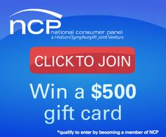 Enter To Win A $500 Gift Card! 25 Winners Each Month! Plus Get Paid To Grocery Shop! — Frugal in Fort Wayne and Beyond