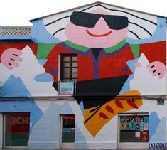 JOSEFINA CASTELLVÍ Urban Art