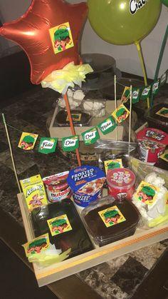 Brownies, Cereal, Eat, Breakfast, Food, Happy, Breakfast Tray, Food Cakes, Sweets